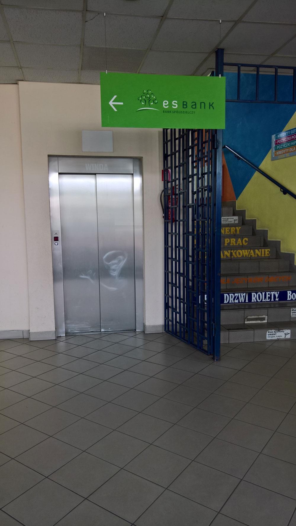 winda w okrąglaku
